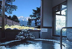 Hotel Hakuba Room View