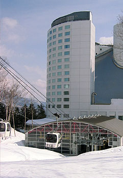 Slopeside living at Hilton Niseko Village
