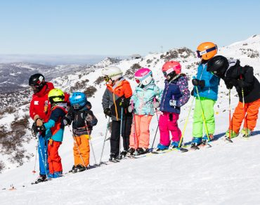 Learn to ski thredbo