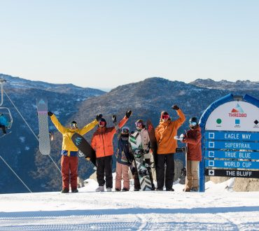 Thredbo school snow group trips