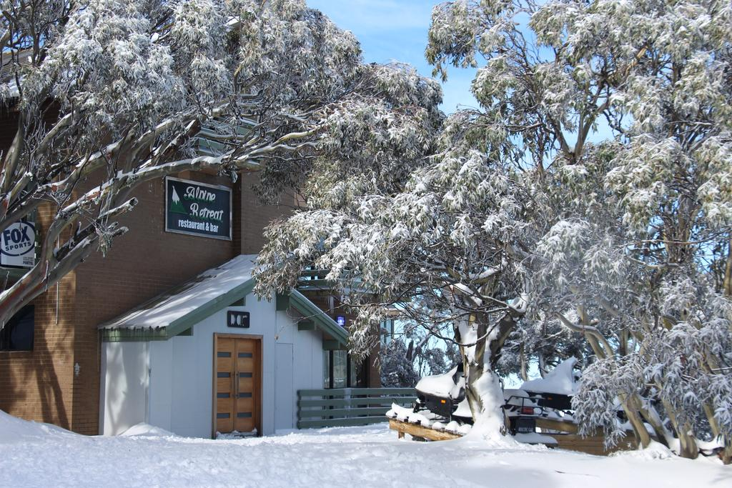 Mt Buller School Group Accommodation