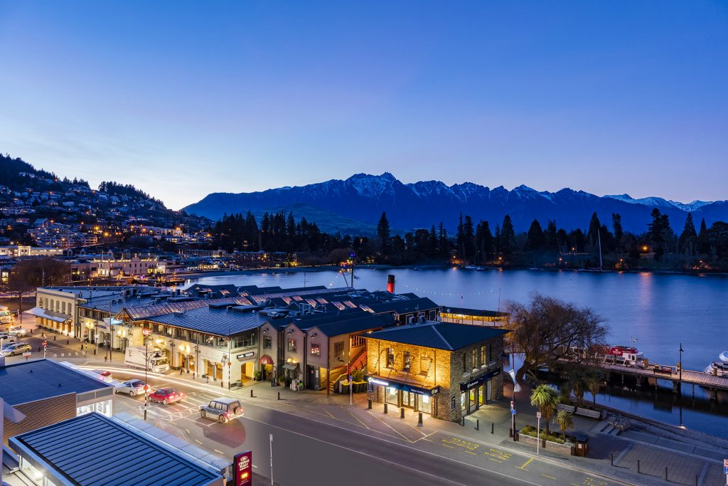 Crowne Plaza Queenstown corporate accommodation