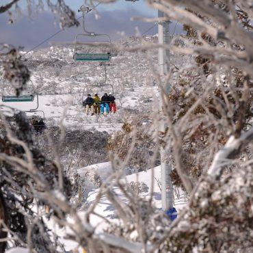 Perisher school snow trips