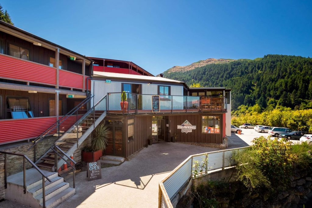Reavers Lodge Queenstown school group accommodation