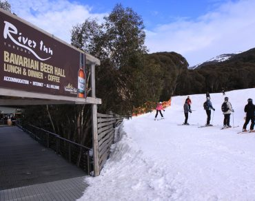Thredbo ski in ski out accommodation