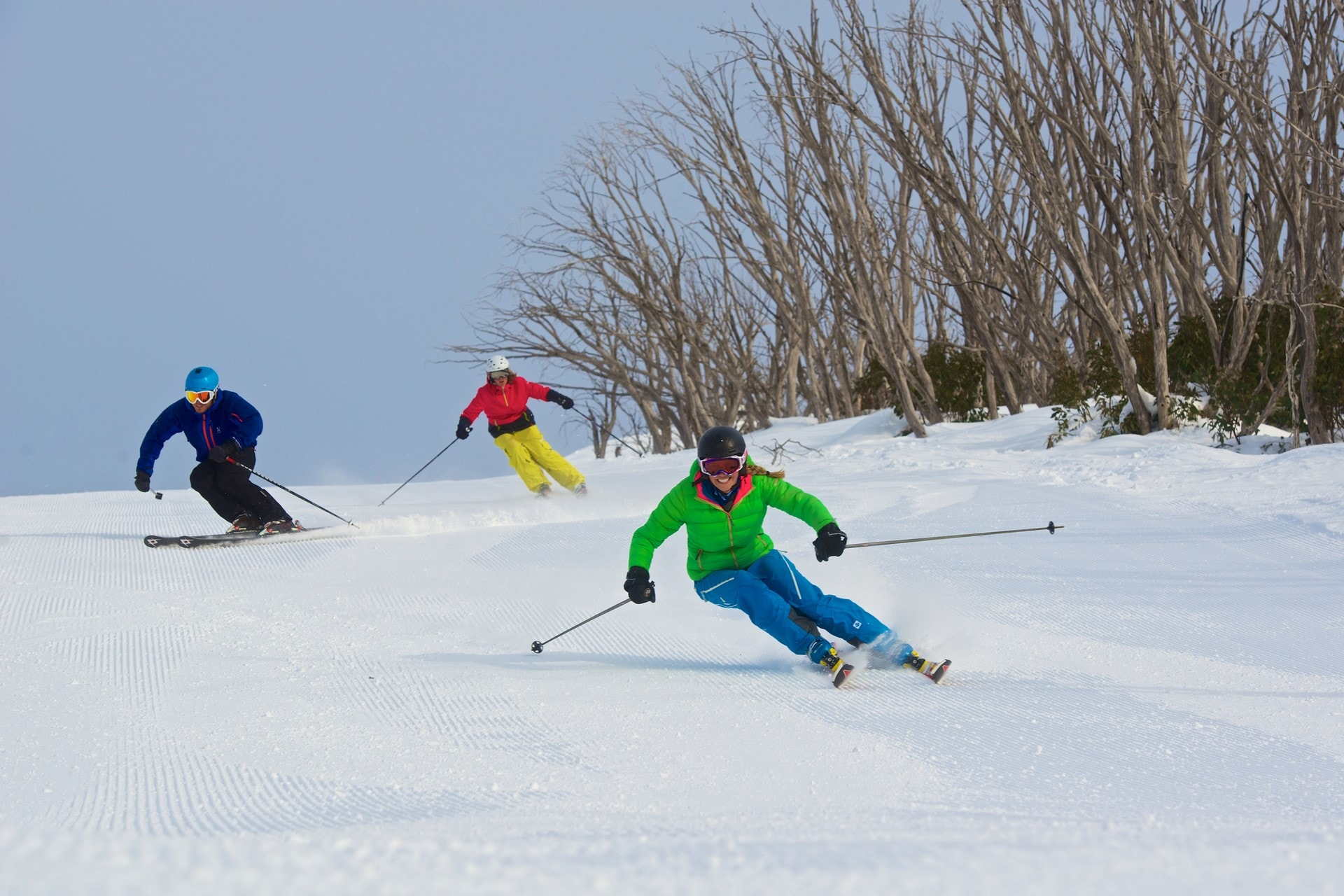 Ski falls creek schools groups victoria
