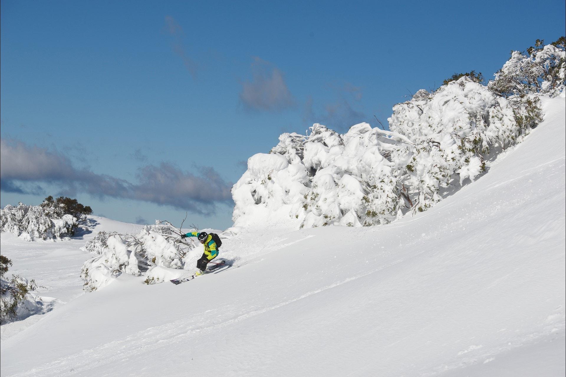 Ski falls creek schools groups