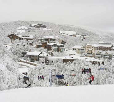 Mt Buller on snow group accommodation